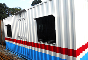 Industrial Portable Cabins Manufacturer in Navi Mumbai