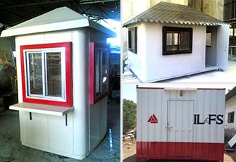 Image result for portable security cabins manufacturer