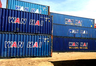 Used Marine Containers Provider in Mumbai